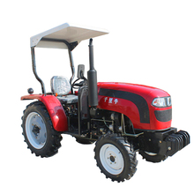 QLN 30 hp Chinese 4 WD mini farm tractor with CE certification
