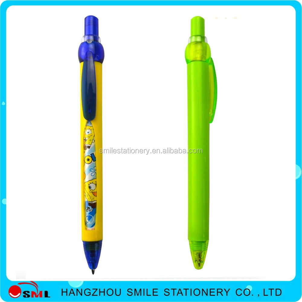 Office stationery promotional massage ball pen