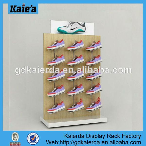 Para Zapatos Diseños Tiendatienda De Bastidores Calzado Madera Góndolasmostradoresexpositoreszapatero xBredoC