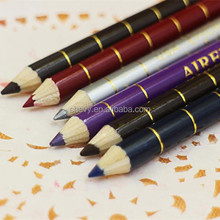 New Arrival Colorful Eyebrow & Eyeliner & Eyeshadow & Lipliner Pencil With Brush Beauty For Women Best Quality