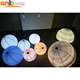 Event decoration led inflatable balloon, solar system nine planets for hanging