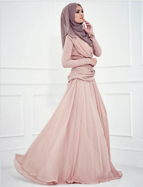 robe de cocktail musulmane. Black Bedroom Furniture Sets. Home Design Ideas