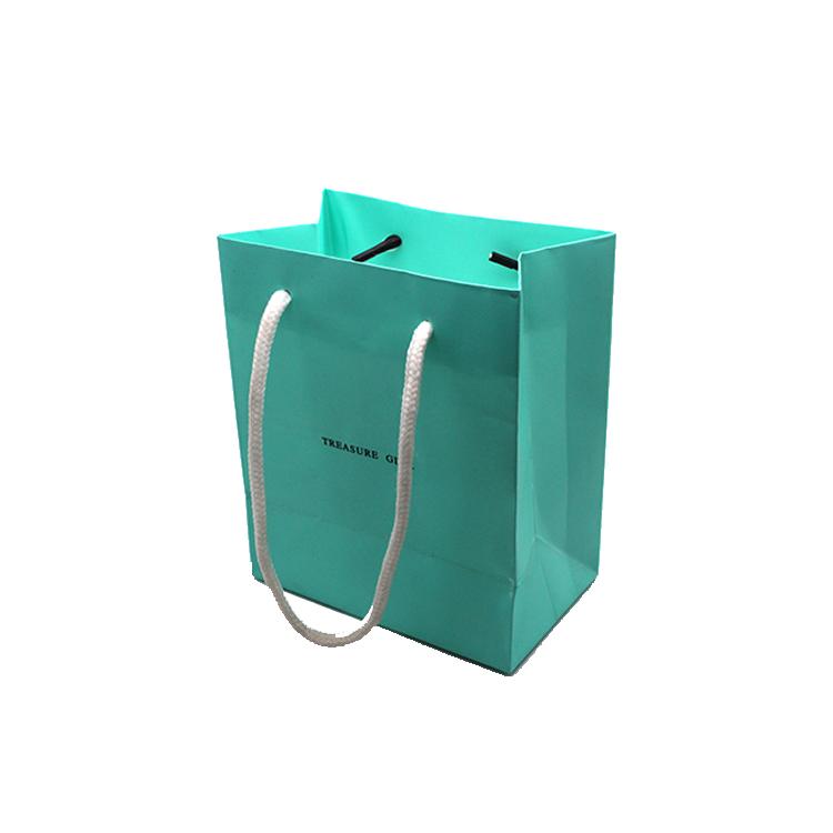 Toptan Özel Renkli Fantezi Kağıt Hediye Alışveriş Çantası Kolları Ile özel kağıt çanta