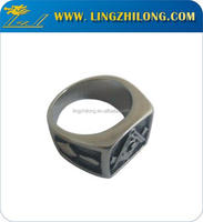 2014 hot sale mason tungsten ring,Signet Ring For Men