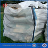 Breathable plastic containers bags FIBC bag 500kg with top cover for firewood