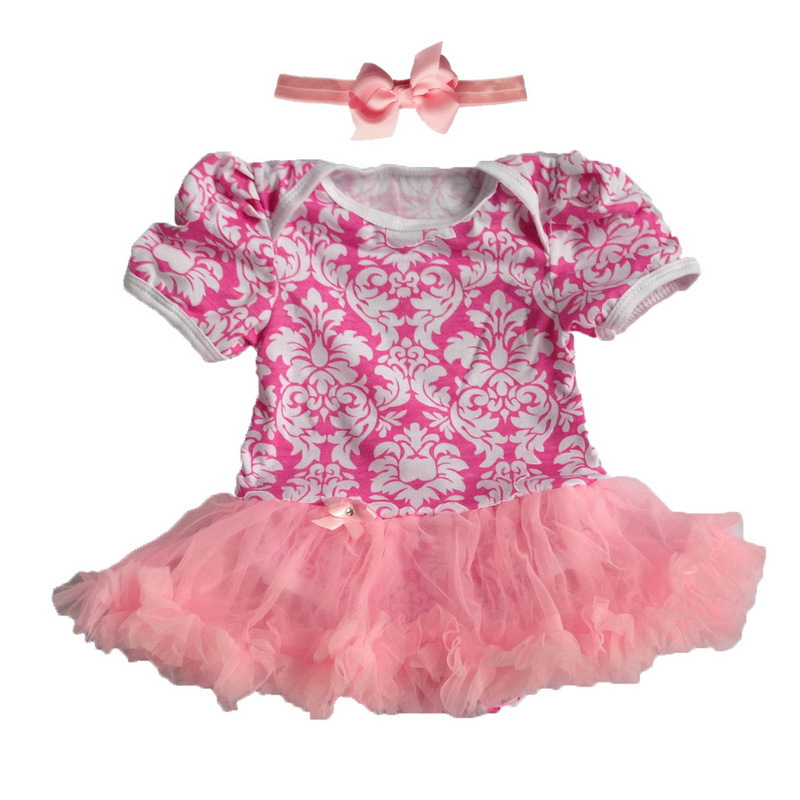 9b80a773c36 Get Quotations · 2015 Fashion Baby Clothing Set Carters Baby Girl Sets  Romper Tutu Dress+Headband Newborn bebe