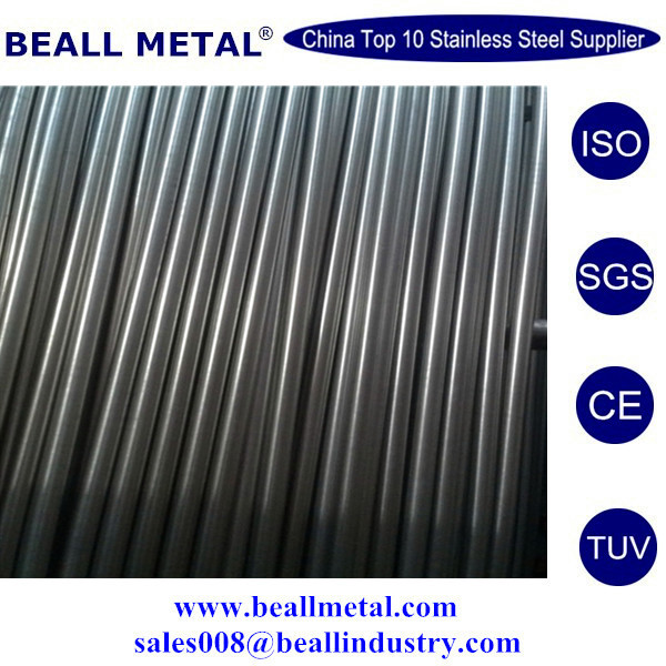 TOP quality stainless steel capillary tube for medical use,full hard,high precision