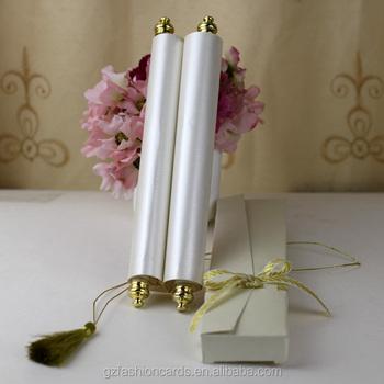 2014 New Design Royal Scroll Wedding Cards Buy Royal Scroll