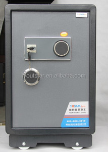 Office furniture metal combination lock treasure crown safes