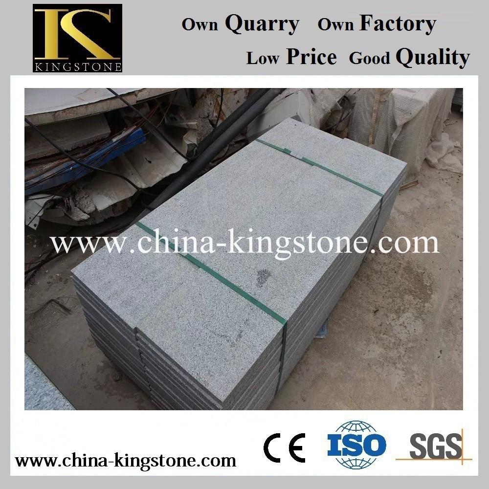 M s barato buena calidad y precio natural pulido g654 for Granito para suelos precio