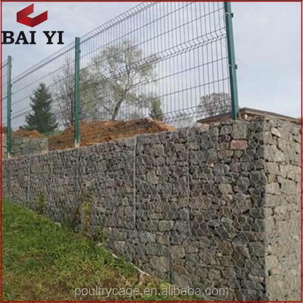 Cheap China Suppliers Hexagonal Mesh Gabion Box And Gabion Box ...