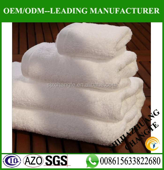 Customized Logo 100% Cotton Solid Soft Hand Towels