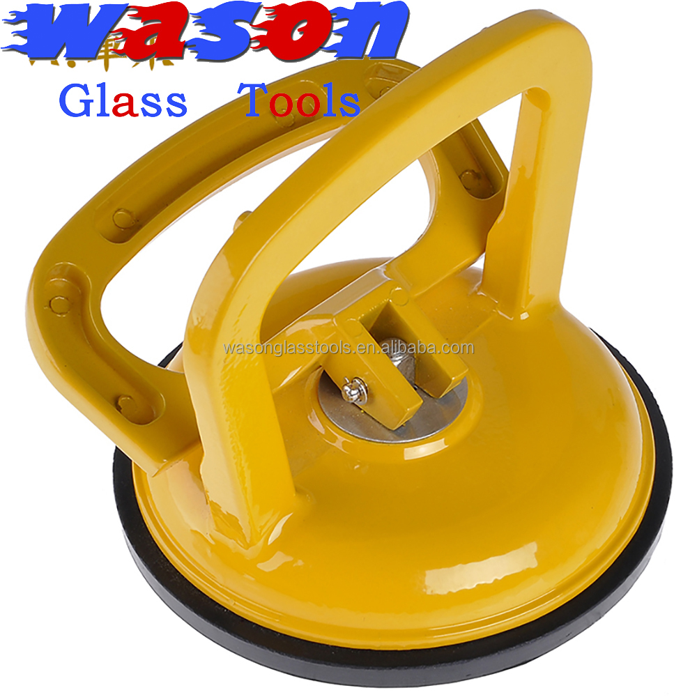 Glass Carrier Metal Stone Super Single Suction Lifter Glass Suction Tool