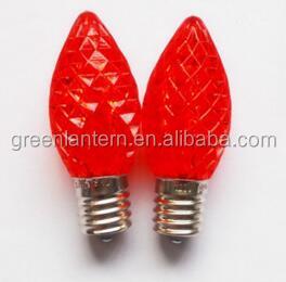 G9 Led Light Bulb C9 Led Christmas Bulbs 120v (corn Or Strawberry ...