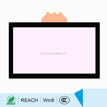 27.1'' projected capacitive touch monitor panel/touchscreen