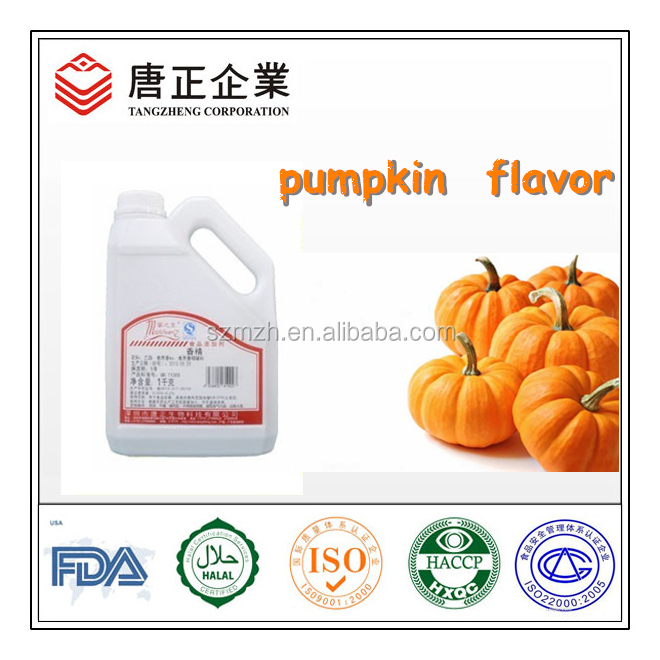 Concentrate Fresh Sweet Pumpkin Flavor For Food Additives