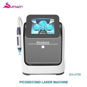 q-switch nd yag laser hear Hot sale lifting facial all color tattoo removal 1064nm therapy picosure beauty equipment