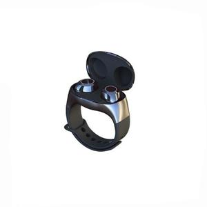 Image of TWS 2 in 1 Bluetooth 5.0 Wireless Earphone Sport Handsfree Earbuds Headset With Smart Wristband Watch Fitness Tracker bracelet