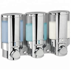 New 2018 Home Decor Wall Mounted Hand Foam Automatic Soap Dispenser