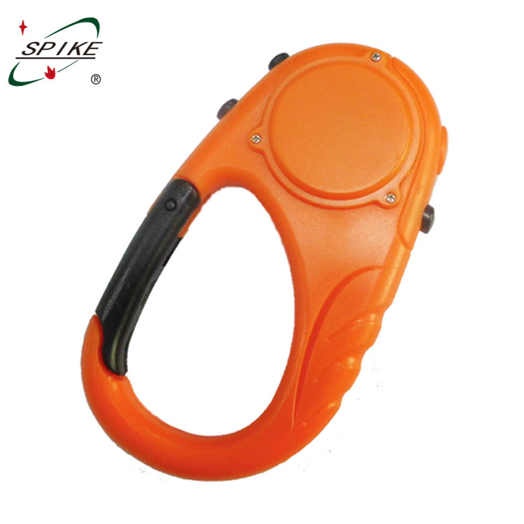 Bag plastic clip watch on school bag or outdoor clip on watch