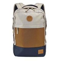 Montage high school backpack sports backpack canvas backpack