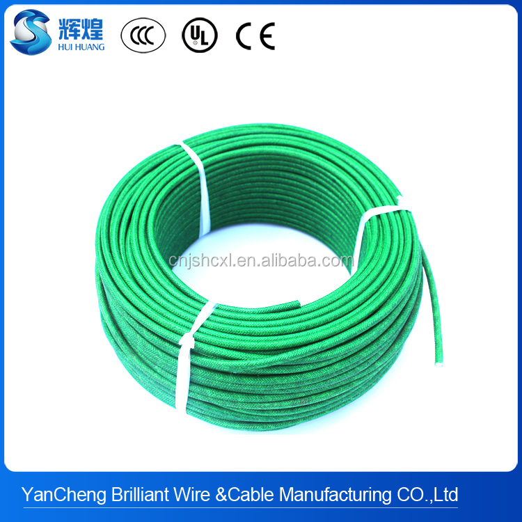 Good price 300v silicone fiberglass wire ul3122 16awg cable