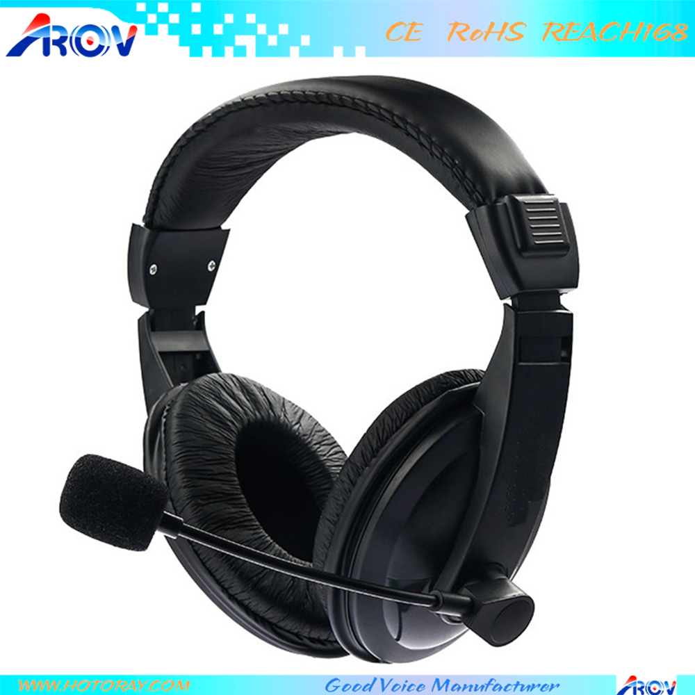 Original Cheap Wired Stereo Bass Headset fone de ouvido Earphones auriculares Gaming Headphones With Mic for Computer MP3 MP4