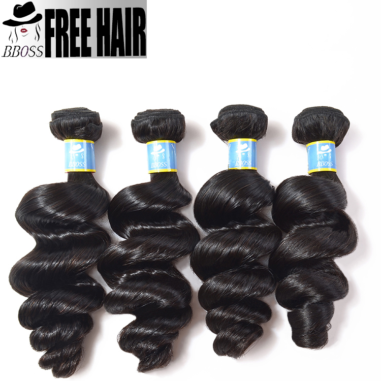 Free Sample long chocolate hair dhl,Double Drawn human hair weave vendors,silver hair extensions