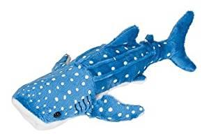 Pounce Pal Whale Shark Plush Stuffed Animal