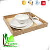 New Design Elegant Bamboo Wood Serving Trays