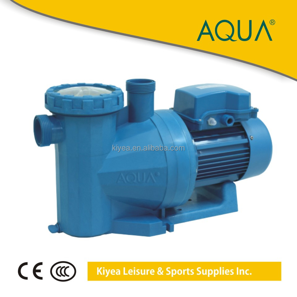 Swimming pool sand filter pump