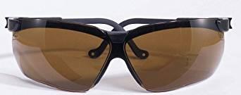 Sunglasses  Genesis Ballistic Lens Eyewear  10344 UVEX Black