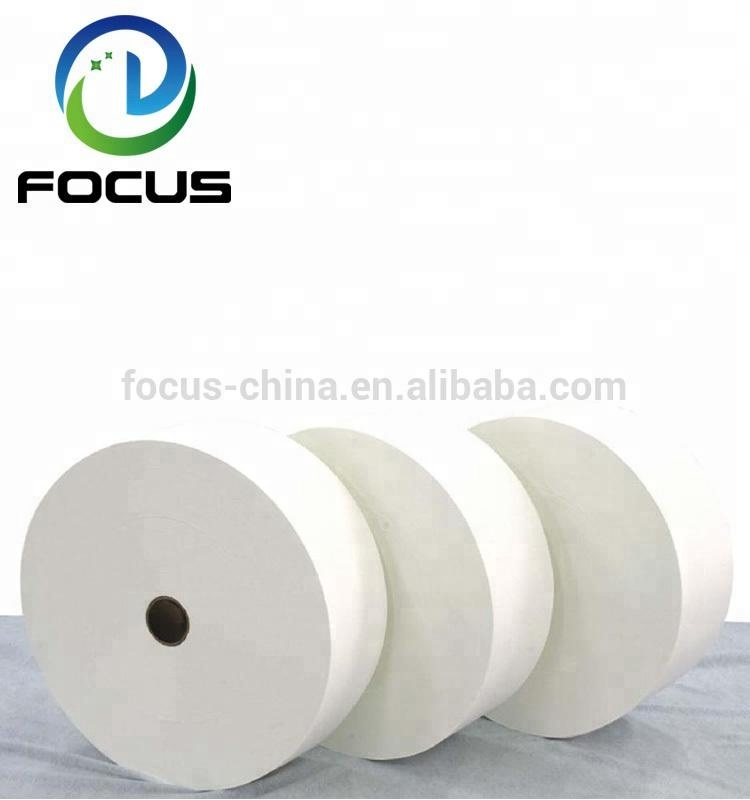 American Virgin Treated and Untreated Fluff Wood Pulp raw materials for Baby Diaper, Underpad and Sanitary Napkin Making