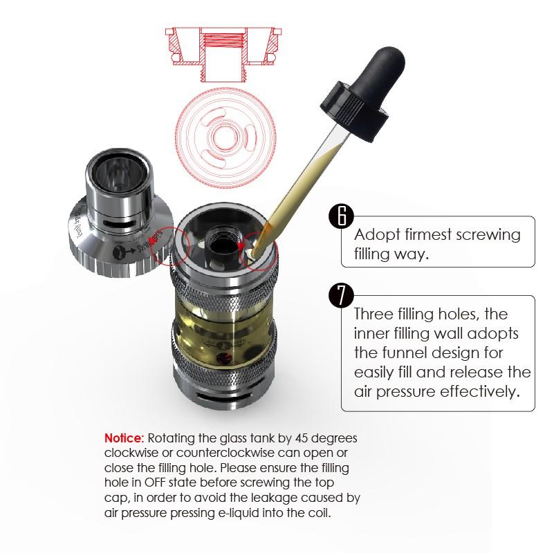 Afbeeldingsresultaat voor top-fill e-cigarette