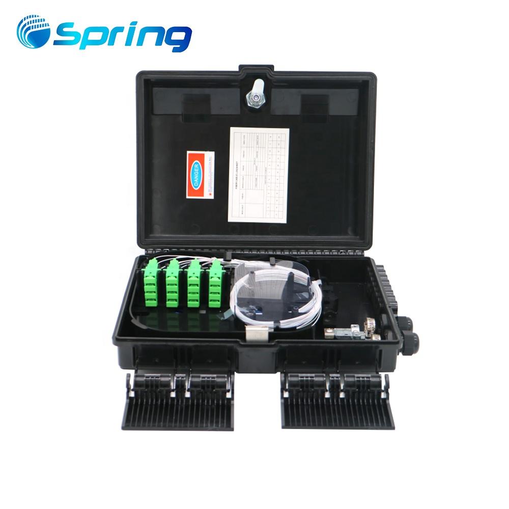 Fiber optic FTB koppler optische faser 1*2 splitter koppler WDM FWDM