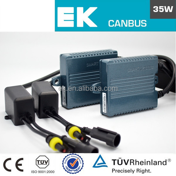 Smart system Quality 35w/55w slim canbus hid conversion kit hid xenon light hid ballast repair