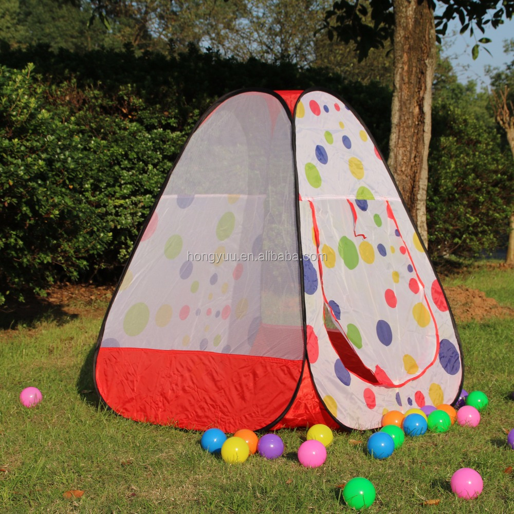 Portable Pop Up Kids Baby Toy Play Tent Children Indoor Outdoor Play House Tent