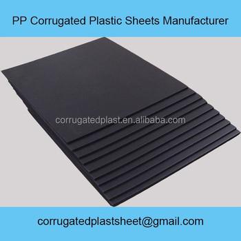 Polypropylene Floor Tiles Protection Sheet