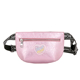 Wholesale kids leather waist bag fashion colorful kids fanny pack