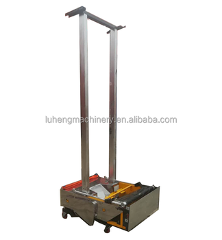 LLHH wall automatic plastering render plaster smoothing machine