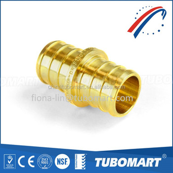 2017 hot sale Brass crimp fitting for PEX plumbing and heating pipe