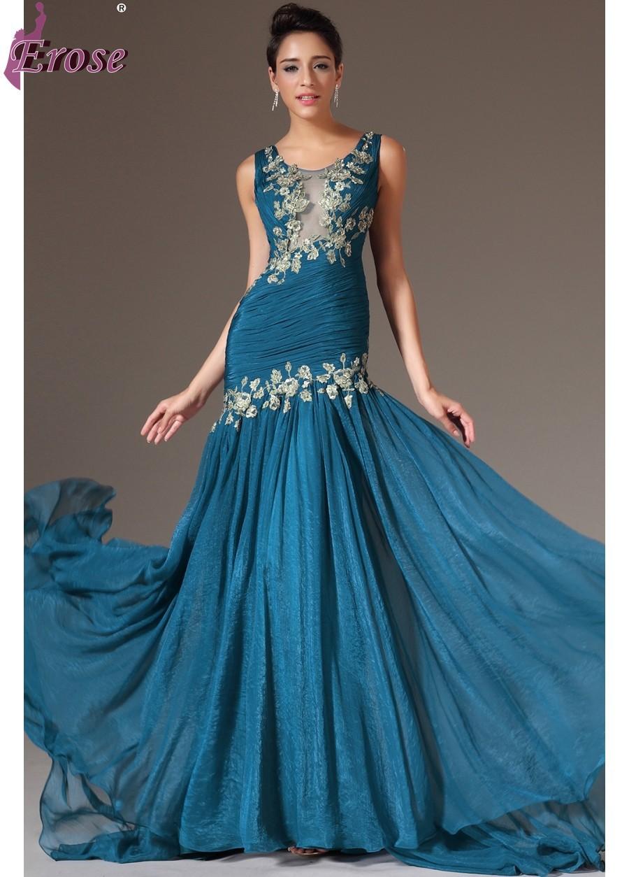 noche estilo modelos del nuevos 2014 ropa del vestido de en I7mY6gbfyv