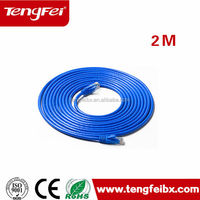 white 100 ft Feet Ethernet Network Cable Gold Plated Cat.6 Cat6 RJ45 Jack Copper Wire