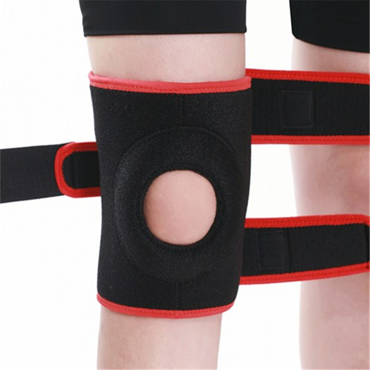 Professional neoprene aviod injuries knee support pad for basketball