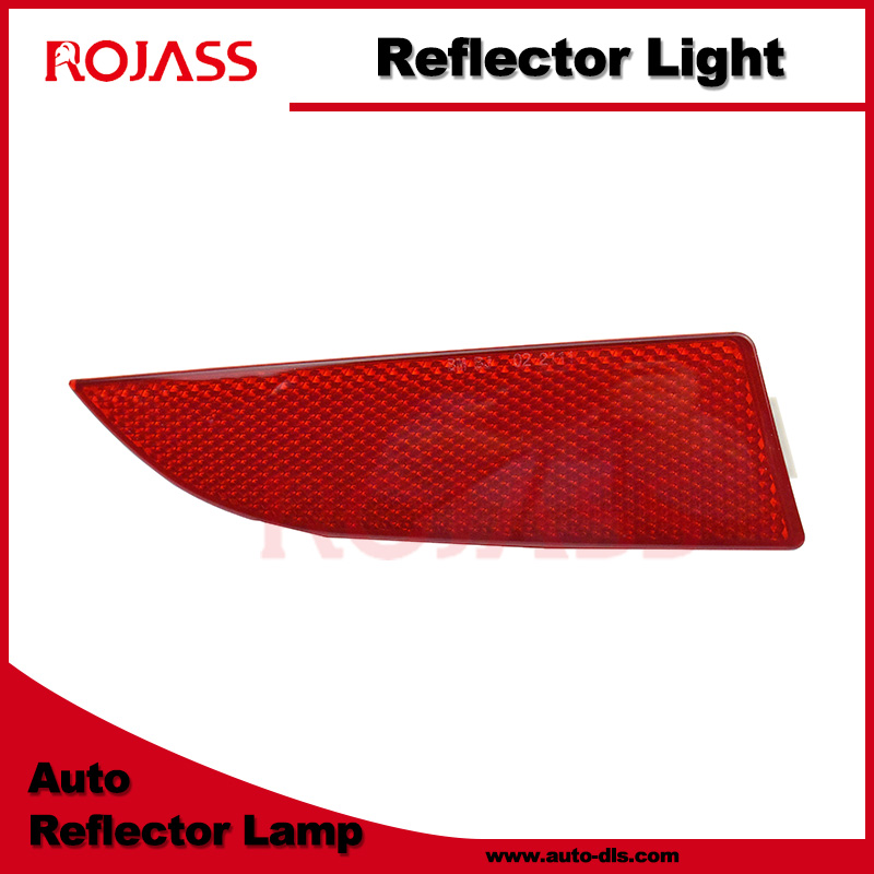 auto repair parts reflex function car rear bumper lamp for X3 E83 left side reflector light