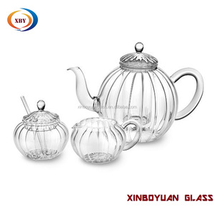 Glass Teapot With Infuser And Warmer Glass Teapot With Infuser And