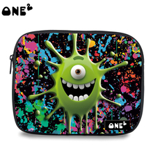 ONE2 ontwerp polyester <span class=keywords><strong>anime</strong></span> monster laptop mouwen emoji tas