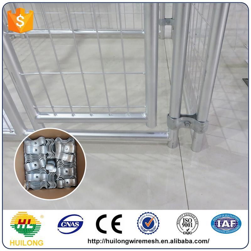 Alibaba cheap chain link dog kennel/ dog kennel Huilong factory