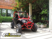 250cc kids adults 4x4/4x2 cheap side by side utv for sale