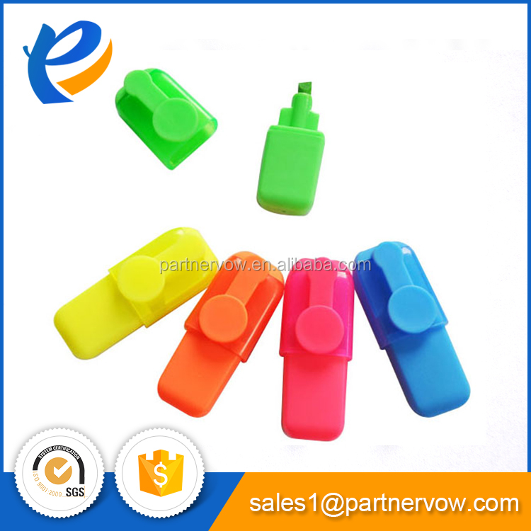 Cute Safe Portable Marker Pen for Children